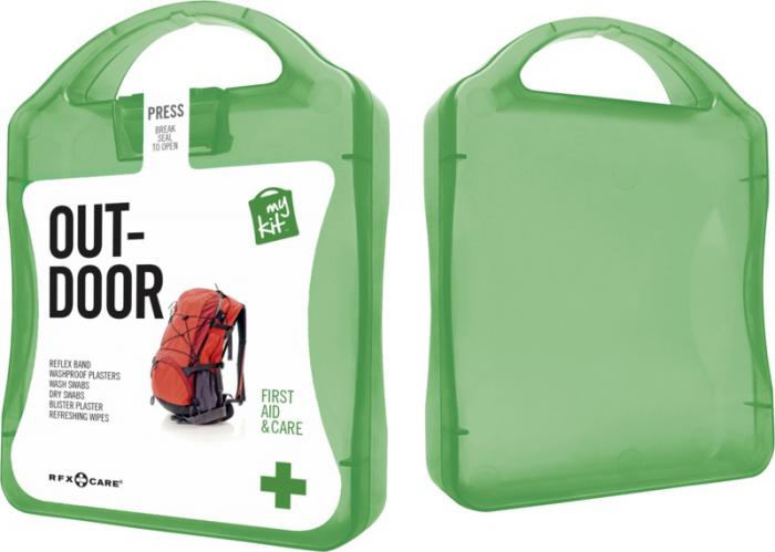 MyKit Outdoor set groen