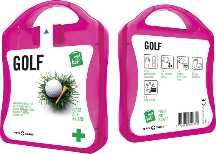 MyKit Golf set roze