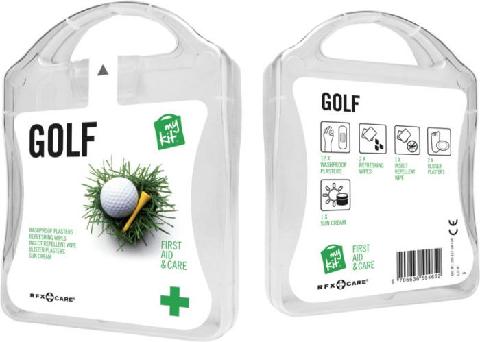 MyKit Golf set transparant