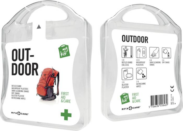 MyKit Outdoor set transparant