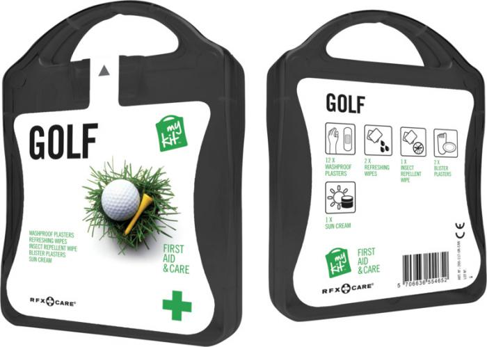 MyKit Golf set zwart